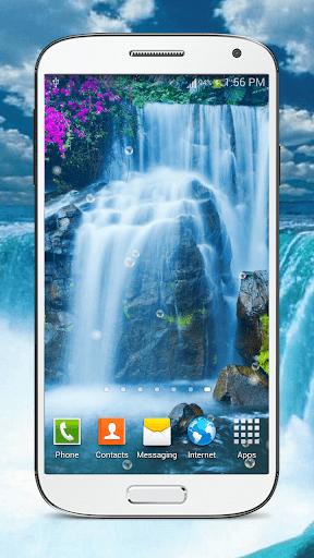 Waterfall Live Wallpaper HD 4.1 preview 1