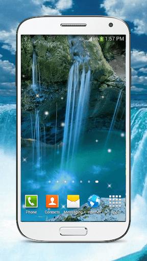 Waterfall Live Wallpaper HD 4.1 preview 2