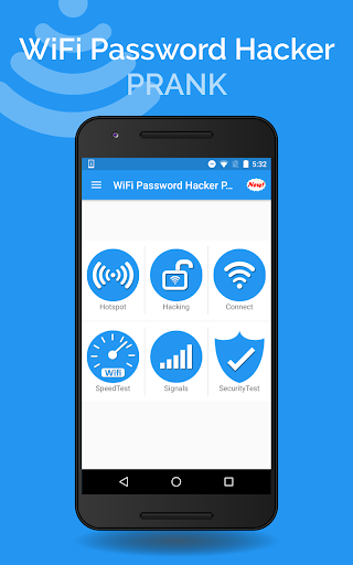 WiFi Password Hacker Prank 1.1.6 preview 1
