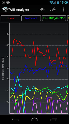 Wifi Analyzer 3.11.2 preview 2