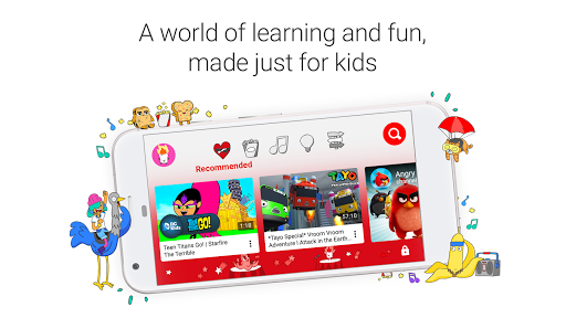 YouTube Kids 4.18.2 preview 1