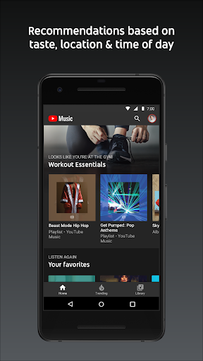YouTube Music – Stream Songs amp Music Videos 3.15.52 preview 2