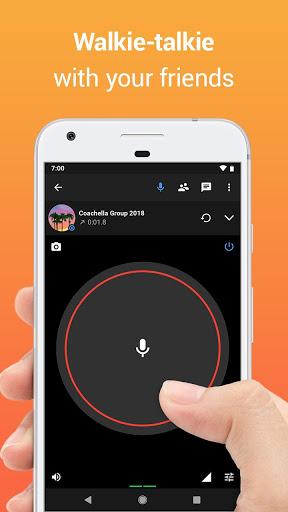 Zello PTT Walkie Talkie 4.59 preview 2