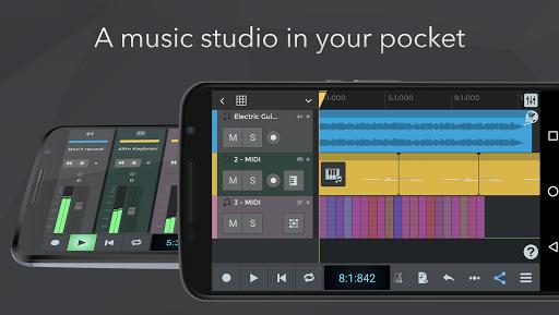 n-Track Studio Music DAW 9.0.3 preview 1