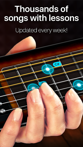 Guitar – play music games pro tabs and chords 1.12.00 preview 2
