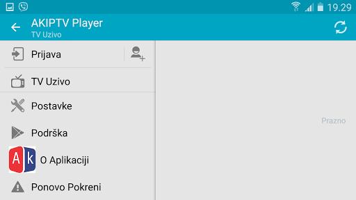 AK IPTV PLAYER 1.17 preview 1