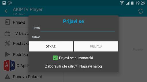 AK IPTV PLAYER 1.17 preview 2