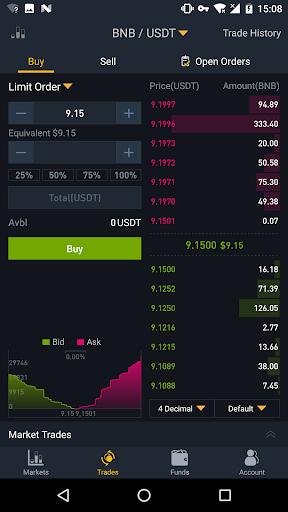 √ Binance - Bitcoin Trading & Crypto Margin Trading App ...